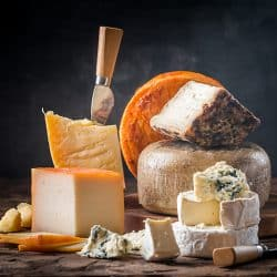 The Cancer Benefits of Cheese